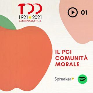 E1-Il PCI comunità morale