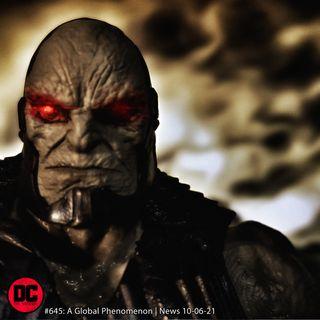 A Global Phenomenon (Zack Snyder's Justice League) | News 10-06-21