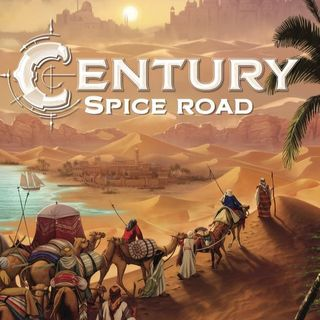 Out of the Dust Ep50 - Century Spice Road, Time Chase, and Hacienda