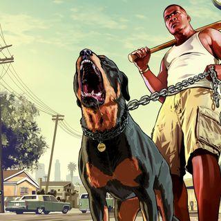 Liquid Gamer Podcast - Grand Theft Auto