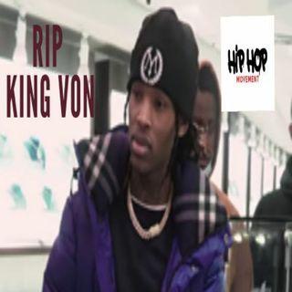Episode 11 - Atlanta Rapper King Von Fatally Shot In Atlanta