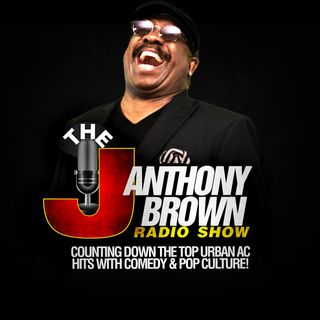 J Anthony Brown Radio Show 4-18-17