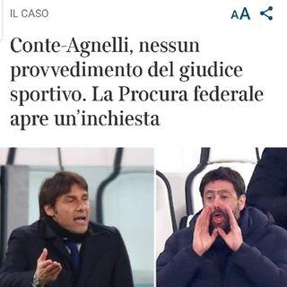 Episodio 42 - Conte vs Agnelli : l'arte di scandalizzarsi per niente!