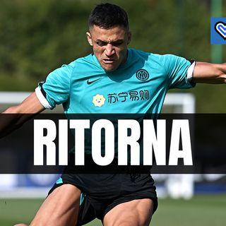 L'Inter riaccoglie Sanchez: c'è la data del rientro