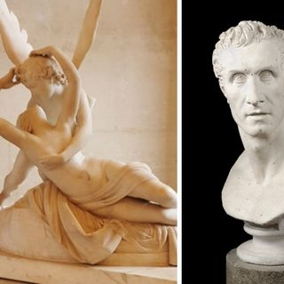 Antonio Canova, il maggiore esponente del neoclassicismo