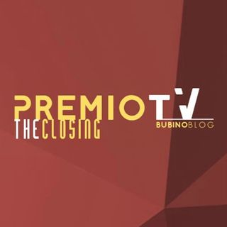 (DOPOAWARDS) Premio TV BubinoBlog - The Closing del 21.08.2017