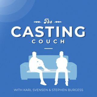 CASTING COUCH PODCAST EP 2 - THE GREAT DEBATE!