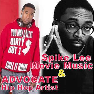 WEEKEND EDITION: ADVOCATE INTERVIEW AND SPIKE LEE MOVIE MUSIC