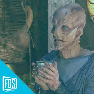 Universo Star Trek: Discovery 2x06-'El sonido deltrueno'