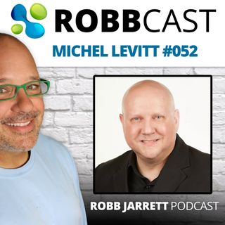 E:052 Michael Levitt | Avoid Burnout and Living with Less Stress