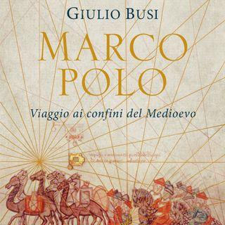 """Giulio Busi """"Marco Polo"""""""