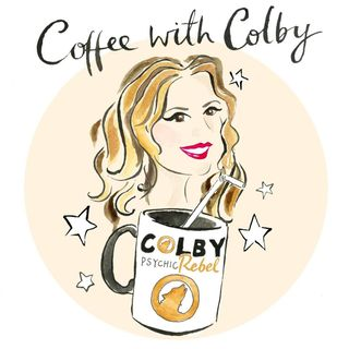 Ep 540 Slowing Down to find your purpose-Coffee with Colby