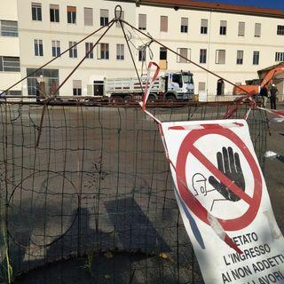 """Il cantiere """"casalingo"""" è abusivo: multe… multiple per 15 mila euro al proprietario"""