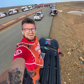 Į DAKARĄ su iGo2Dakar: paskutinę Dakaro dieną tik teigiamos emocijos ir Arūno pergalės laukimas