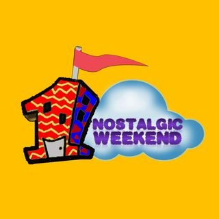 One Nostalgic Weekend - 08/11/2019