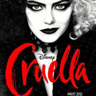 #Cruella de @Disney ¿De que tratará?