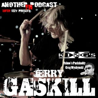 Jerry Gaskill - Kings X; Puck Daddy
