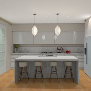 How To Give Your Modular Kitchen A Trendy And Elegant Look