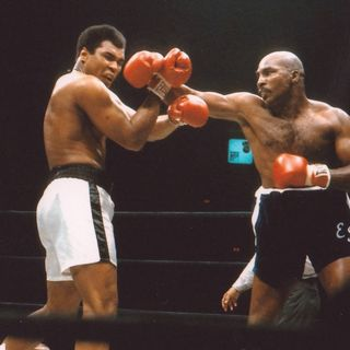 Legends of Boxing Show:Guest Former Heavyweight Contender Earnie Shavers