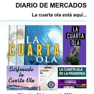 DIARIO DE MERCADOS Miércoles 24 Marzo