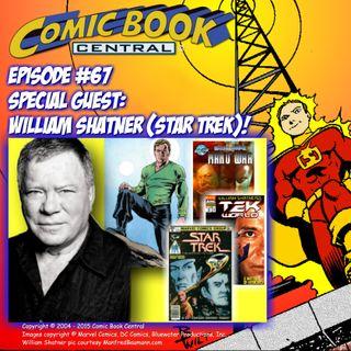 #67: William Shatner