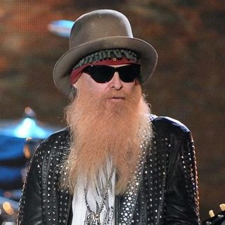 Billy Gibbons Of ZZ Top Rockin and Racin