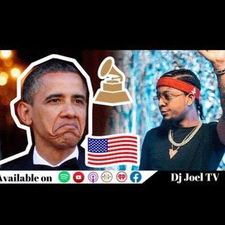 Barack Obama loco con la música de Rochy RD