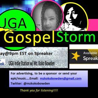 UGA Gospel Storm Show w/Mz Koko