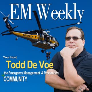 The Internet of Things and Emergency Management