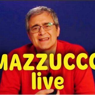 MAZZUCCO live - Puntata 58 (5 stelle nel baratro 31-08-2019)