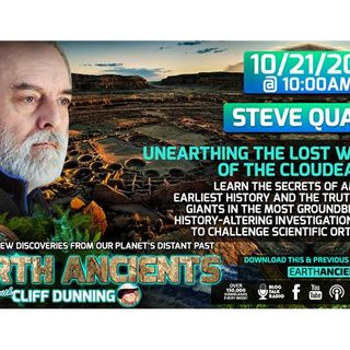 Stephen Quayle: Unearthing the Lost World of the Cloudeaters
