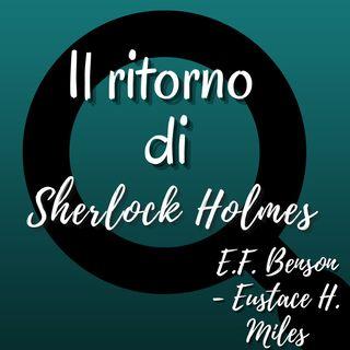 Il ritorno di Sherlock Holmes - E.F. Bendon - Eustace H. Miles