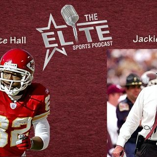 Interviews with Dante Hall and Coaching Legend Jackie Sherrill