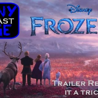 Frozen II Teaser Trailer Review: Is it a trick?!?!