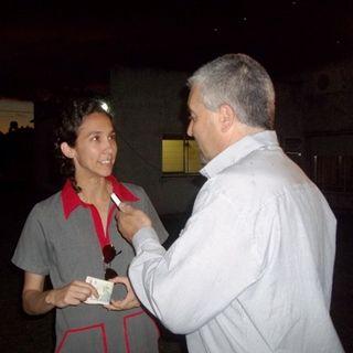 Entrevista a la Directora Rocio Rodriguez