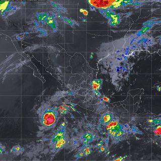 Se forma Tormenta Tropical Alvin
