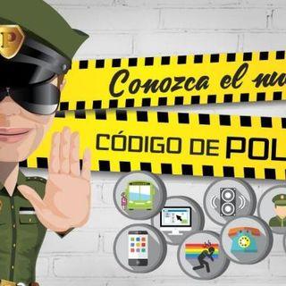 ADM Diseñarte Nuevo Codigo Nacional de Policia part III