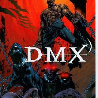Rip Dark Man X Aka DMX