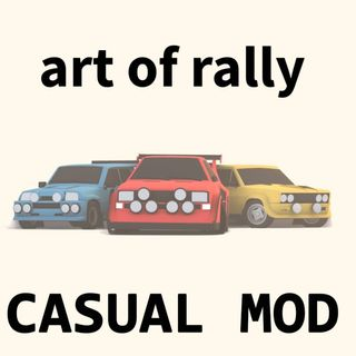Topal: Casual Mod - ART OF RALLY- Solid 2.0