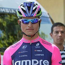 Winner Anacona Etapa 17 Vuelta a España