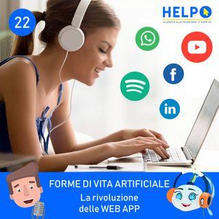 Ep.22 - La rivoluzione delle web app