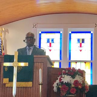 Family Reunion Message at Macedonia AME, Fernandina Beach, FL