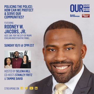 Policing The Police: How Can We 'Protect And Serve' Our Communities?