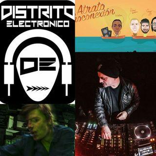 Hardtek con Suburbass & Dani Boom Electrochocó