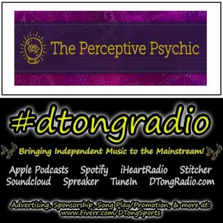 #NewMusicFriday on #dtongradio - Powered by Crystal: The Perceptive Psychic