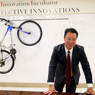 Dr. Andy Lee, MD | Speeds Change at LA USC Medical Incubator | #Healthcare