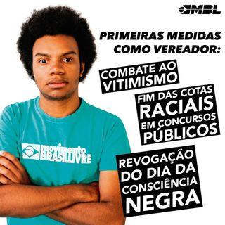 Brasil bizarro negros de direita?