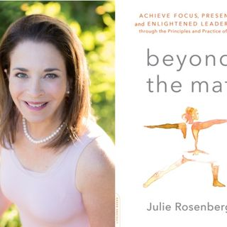 Beyond the Mat with Dr. Julie Rosenberg & Sister Jenna