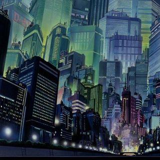 El ciberpunk en el manga y el anime
