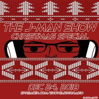 The J-Man Show Ep.79: Holiday Hijinks